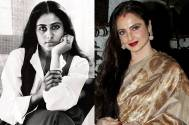 Smita Patil &  Rekha