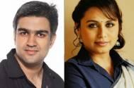 Hichki director Siddharth P Malhotra and Rani Mukherji