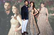 Virushka's starry reception