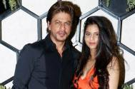 Shahrukh Khan wishes to see daughter Suhana in a saree