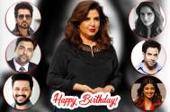 Farah Khan on her 53rd birthday