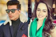 Karan Johar & Manushi Chillar for 'SOTY 2'