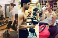 Famous B-Town workout buddies