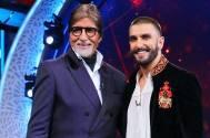 Ranveer Singh & Big B