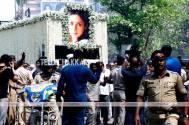 Sridevi's family thanks Mumbai Police for support on her last journey