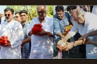 After Rameshwaram, part of Sridevi's ashes immersed in Haridwar