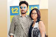 Irrfan's wife on his health scare