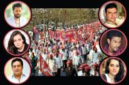 Jai Kisan: Bollywood hails farmers rally in Mumbai