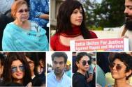Bollywood celebrities hit streets to seek justice for rape victims