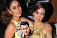 Salman, karishma and Kareena