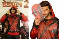 Ranveer Singh lends voice for Hindi version of 'Deadpool 2'