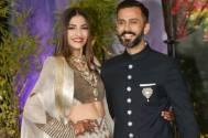 Sonam-Anand's reception