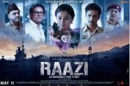Raazi: Alia Bhatt thrills with her performance