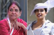 Jaya Jaitly and  Priyanka Chopra