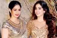 Sridevi & Janhvi Kapoor