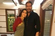 Ajay Devgn and Kajol Devgn