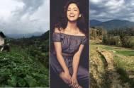 Yami planning organic garden in Himachal home