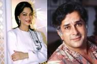 Shashi Kapoor & Simi Garewal