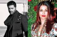 Ali Fazal and Aishwarya Rai Bachchan