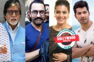 Kajol turns into a tease on the sets of Helicopter Eela, Varun's October will live forever, Amitabh and Aamir laud Mumbai Police