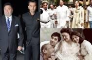Ranbir Kapoor and Rishi Kapoor could not attend Krishna Raj Kapoor's last rites