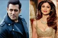 Salman Khan & Shilpa Shetty