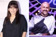 Vishal Dadlani and Archana Puran Singh