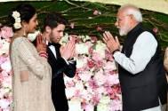 Touched by your kind words: Priyanka Chopra to Modi