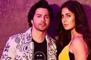 Katrina Kaif and Varun Dhawan