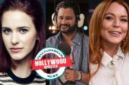 Rachel Brosnahan to host SNL, Resul Pookutty joins MPSE, Lindsay Lohan 'comfortable' with spotlight, and other Hollywood Updates