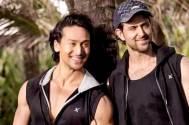 Tiger Shroff & Hrithik Roshan