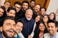Actors and  filmmakers meet PM Modi to discuss how the entertainment industry can contribute to 'nation building'