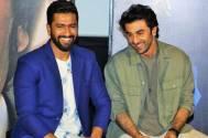 Ranbir and Vicky Kaushal