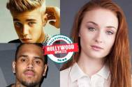 Justin Bieber draws flak for supporting Chris Brown, Backstreet Boys reveal their least favourite song, Sophie Turner terrible a