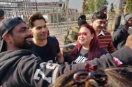 Varun Dhawan shoots at Attari border for Bhushan Kumar's #3 directed by Remo D'Souza