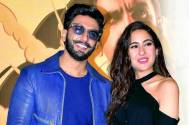 Sara Ali Khan and Ranveer Singh