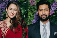Sara Ali Khan and Vicky Kaushal