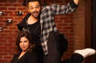 Farah Khan and Rohit Shetty