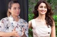 Kangana Ranaut calls Alia Bhatt