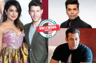 Nick Jonas and Priyanka Chopra never fail to set couple goals, Karan Johar on Valentine's Day, Salman Khan plays romantic roles