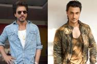 Shah Rukh Khan and Aayush Sharma