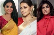 Vidya Balan, Rani Mukherji, Priyanka Chopra