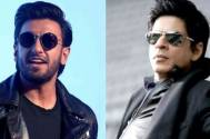 Ranveer Singh and Shah Rukh Khan