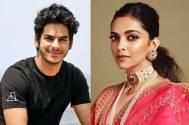 Ishaan Khatter calls Deepika Padukone Chewbacca
