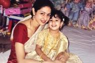 Must Check: Janhvi Kapoor's adorable throwback picture with mother Sridevi