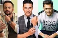Rohit Shetty finally breaks his silence on Akshay Kumar's Sooryavanshi clashing with Salman Khan's Inshallah