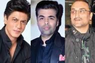 Shah Rukh Khan pens an emotional note for Karan Johar and Aditya Chopra