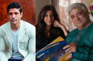 Javed, Farhan proud of Zoya