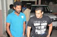 Salman Khan and Prabhudeva