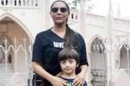 Gauri Khan's church day out with AbRam